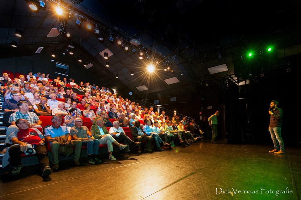 Informatiebijeenkomst Zonnecentrale Gemeentewerf Bergen op Zoom