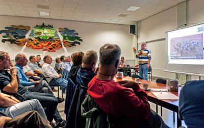 Bijeenkomst Zonnecentrale De Wittenhorst Halsteren positief ontvangen
